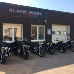 Black Heritage Bikes Eingang